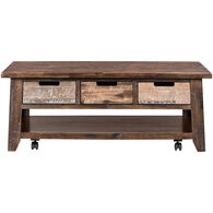 Painted Canyon Coffee Table