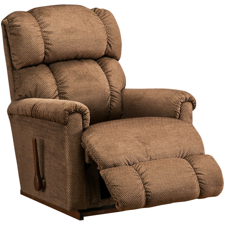 Pinnacle Brown Sugar Rocker Recliner