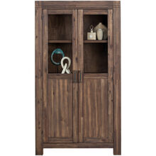 Prairie Brown Cabinet