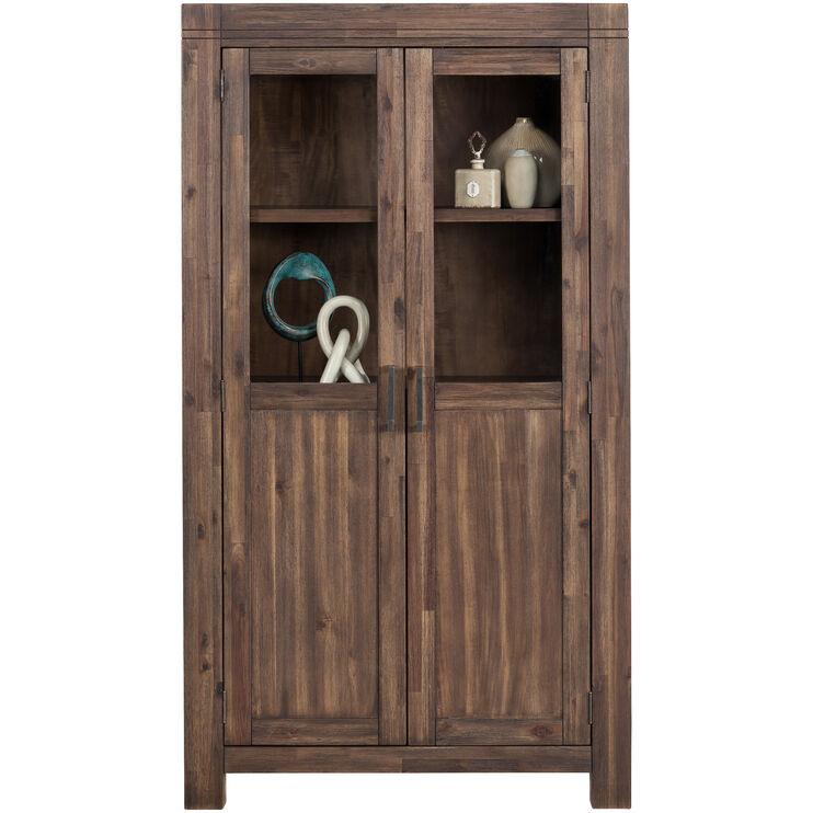 Prairie Brown Cabinet
