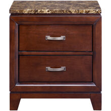 Marabela Cherry Nightstand