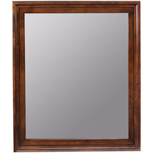 Hampton Court Cinnamon Mirror