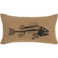 Summer Fun Fish Friend Pillow