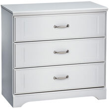 Lulu White Loft Chest