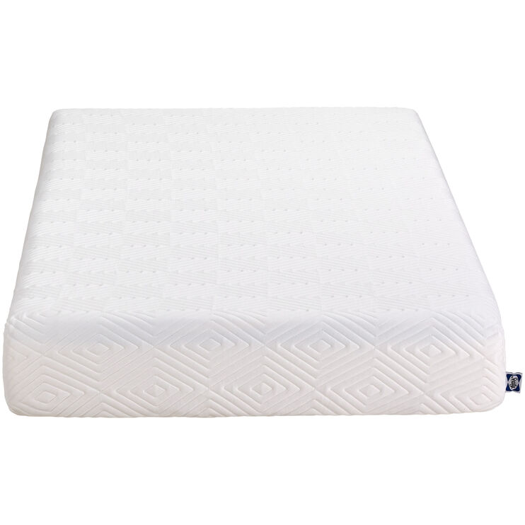 Sealy 8 Inch Memory Foam Twin Mattress in a Box