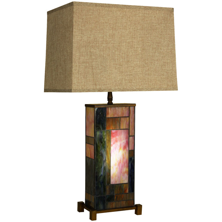 Lloyd Table Lamp w/Nightlight