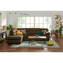 Bellows Earth Left Chaise Sectional