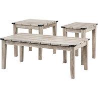 Taos 3 Pack Table Set