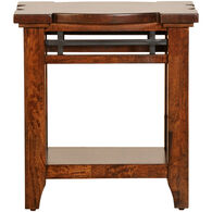 Whistler Retreat Chairside Table