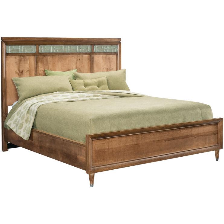 Glasstone Honey Queen Bed