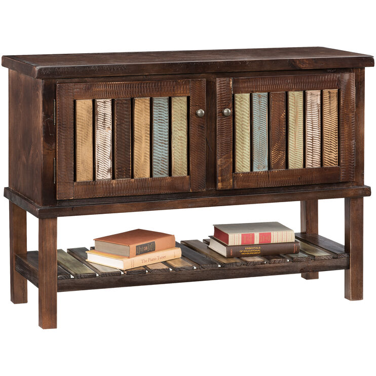 Mestler Brown Entertainment Console