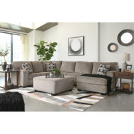 Ballinasloe 3 Piece  Right Chaise Sectional