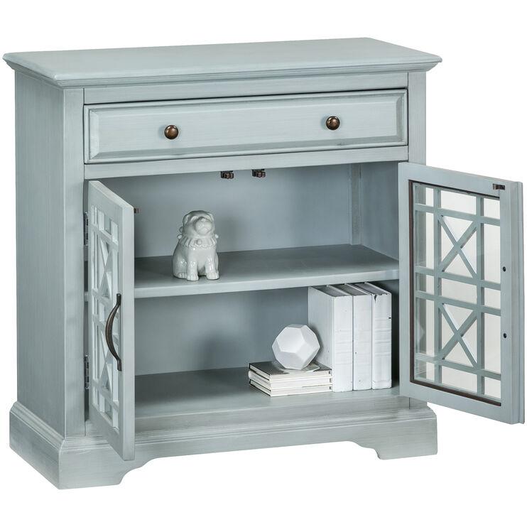 Chilton Antique Gray Cabinet