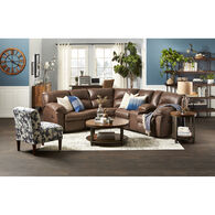 Grover 2 Piece Reclining Sectional
