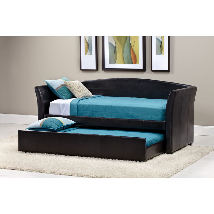Slumberland Furniture Parsons Brown Daybed With Trundle