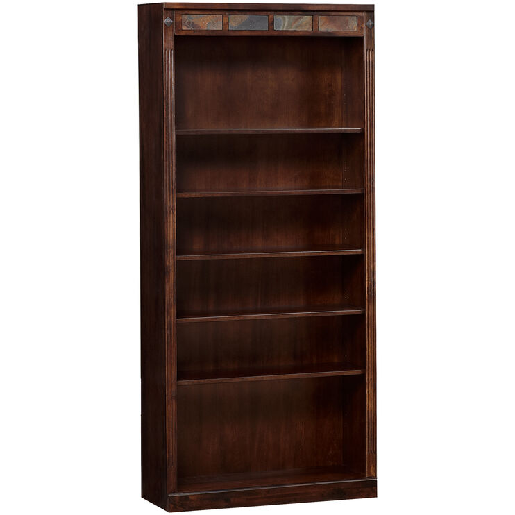 Sante Fe 72 Inch Bookcase