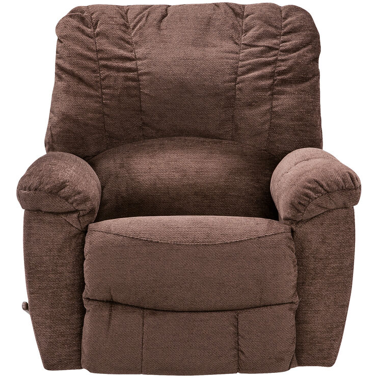 La-Z-Boy Hayes Chocolate Rocker Recliner