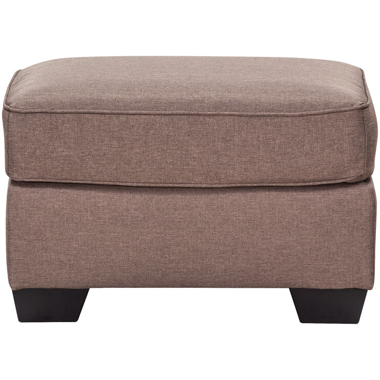 Wales Cashmere Ottoman
