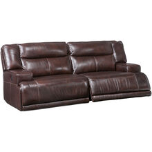 Tompkins Brown Power Reclining Sofa