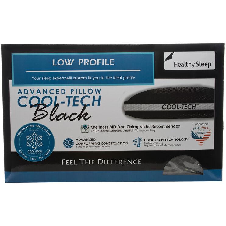 Queen Low Cool-Tech Pillow