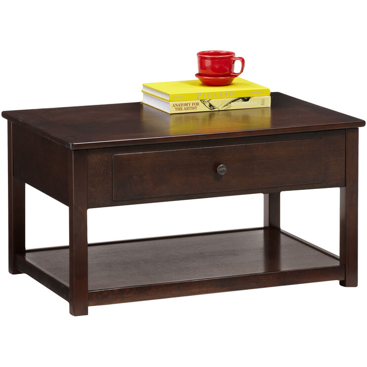 Traditional Coffee Table Sets Lift Top Cocktail Table: Marion Brown Lift Top Coffee Table
