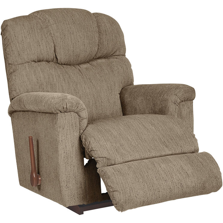 Lancer Tobacco Rocker Recliner