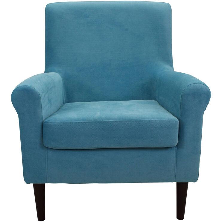 Ellis Turquoise Accent Chair