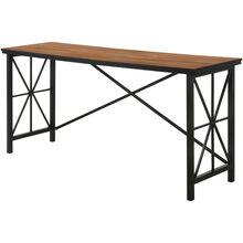 Maddox Light Walnut Counter Table