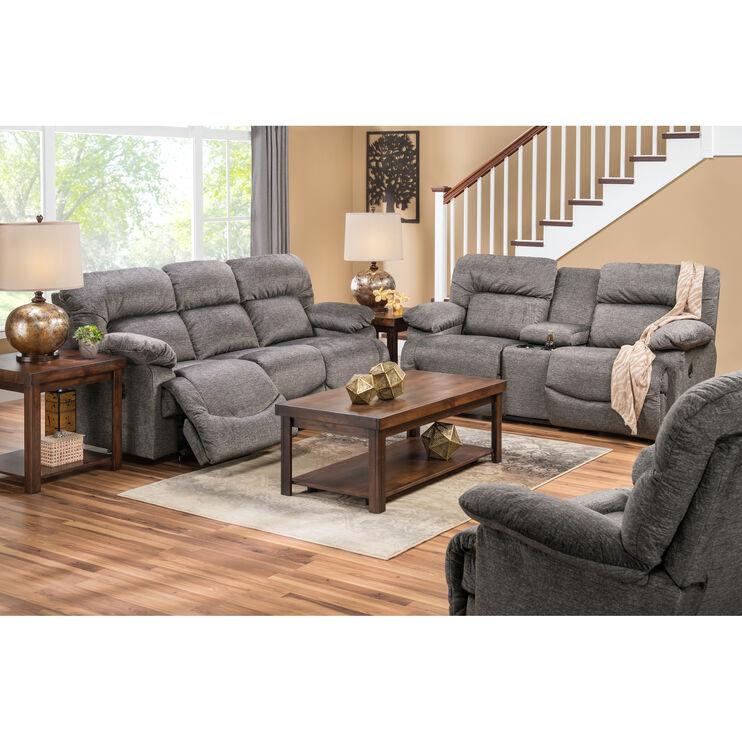 La-Z-Boy Asher Sable Reclining Sofa