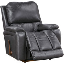 La-Z-Boy Greyson Charcoal Rocker Recliner