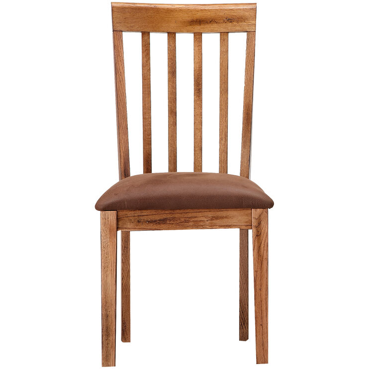 Sedona Rustic Oak Side Chair