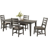 Foundry 5Pc Rectangle Dining Set