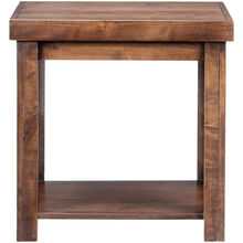Sausalito Brown End Table