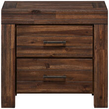 Prairie Brown Nightstand