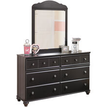Jaidyn Black Dresser Only