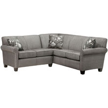 York Granite 2 Pc Sectional