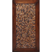 Mosaic Baroque Brown Coffee Table
