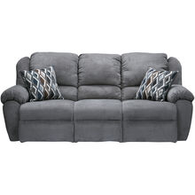 Burnaby Gray Reclining Sofa