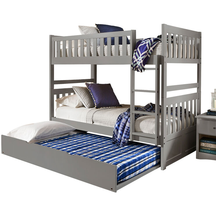 Orion Gray Twin Trundle