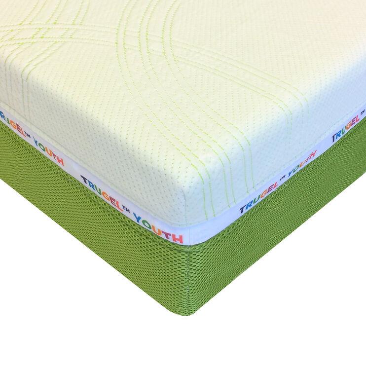 Ranger Twin Green Memory Foam Mattress