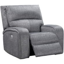 Cordova Charcoal Power+ Recliner