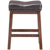 "Kona 24"" Backless Bar Stool"