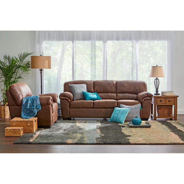 Redmond Coffee Sofa