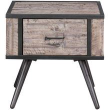 American Retro Accent Table