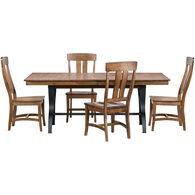 District 5Pc Dining Set