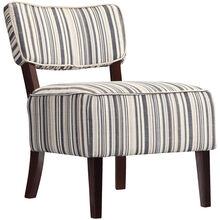 Chloe Armless Accent Chair