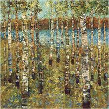 Birch Forest Wall Art