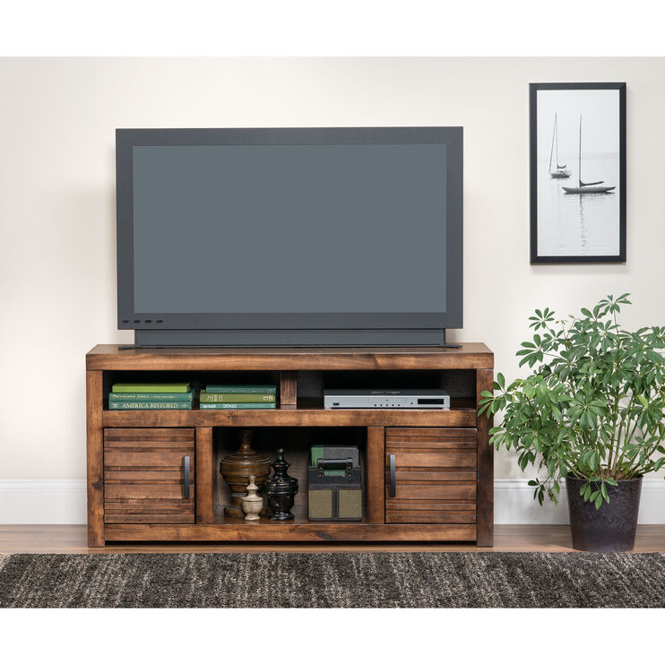 Sausalito Whiskey 55 Inch Console