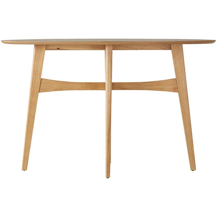Conrad Oak Sofa Table