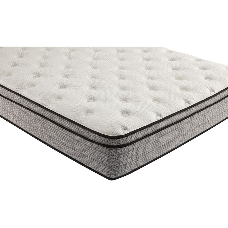 Sleep Inc 12 Inch EuroTop King Mattress In A Box